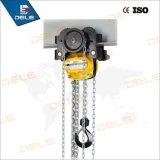 Élévateur de levage de bloc à chaînes du chariot 2ton