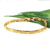 De Armband die van de Ketting van het Roestvrij staal van de Voetafdrukken van de Armband van charmes Juwelen wieden