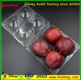 Cassetto della bolla dell'imballaggio di alimento degli ortaggi da frutto nei negozi di Supermaket