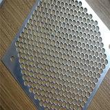 Gute Qualitätsperforiertes Metallblatt (Fertigung)