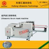 Ultrasone Tie-on het Maken van het Masker Machine voor Niet-geweven Machine