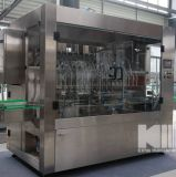 Botella plástica del petróleo que hace la máquina