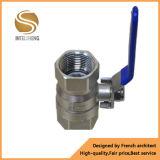 Vávula de bola barata modificada para requisitos particulares de la maneta del hierro de la alta calidad del precio