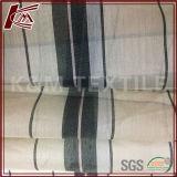 material del paño de la tela de algodón de seda de la impresión del modelo de la verificación de 12m m
