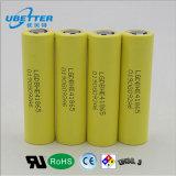 Batería recargable del Li-ion de 18650 baterías de la batería 3.7V 2600mAh Samsung/LG 26FM para las baterías del E-Cigarro y de la bici de la e
