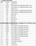 """module de TFT LCD de 4.0 """" 320X480 Mipi, Ili9488, 25pin pour la position, sonnette, médicale"""