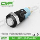 CMP는 12mm 플라스틱 단추 스위치를 방수 처리한다