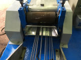 Prix de réutilisation et de granulation de vis de double étape de plastique simple de modèle de machine