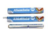 Rullo del di alluminio della lega 8011-0 0.011X305mm per uso del barbecue