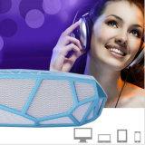 Altavoz móvil ruidoso sin hilos vendedor caliente de Bluetooth con dimensión de una variable del panal