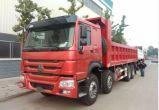 De Vrachtwagen van de Stortplaats van Sinotruk HOWO 8X4 met 30-40 die laden