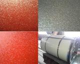 Bobina/Matt de acero cubiertos color superficial arrugados rasguño anti PPGI