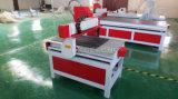 Petite machine en bois de publicité de travail du bois de gravure de découpage de couteau de graveur à vendre