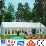 Шатер Китай шатёр венчания PVC мебели трактира белый