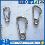 ステンレス鋼の旋回装置のスナップのホック