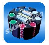 Chip des Schürhaken-200PCS im hölzernen drehenden Transportgestell (SY-S41)