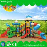 Do centro maravilhoso do jogo dos miúdos da segurança de Wenzhou equipamento ao ar livre da estação do jogo