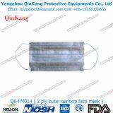 Máscara médica de la protección del polvo de la mascarilla de los materiales desechables
