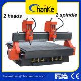 Preço de madeira da máquina do CNC do router da porta de madeira do sistema de DSP