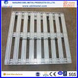 Palette en acier de stockage d'entrepôt galvanisé (EBIL-GTP)