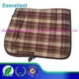 Almofada estofando clássica da sela do algodão do equipamento do cavalo