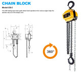 CB-C grua Chain manual de 3 toneladas com Ce GS