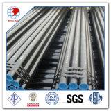 6 tubulação sem emenda preta de aço de carbono da classe B da programação 40 ASTM A53 A106 da polegada