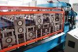 Roulis de panneau de mur et de Double couche de tuile formant la machine