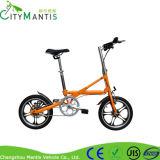 1 초 단 하나 속도를 가진 16 인치 접히는 자전거