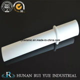 Tubo di ceramica del fodero di protezione della termocoppia dell'allumina
