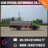 Camion-citerne aspirateur d'essence et d'huile de chargement d'essence d'alliage d'aluminium de FAW Inox à vendre