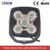5pcsx10W het multifunctionele Op zwaar werk berekende LEIDENE van Crees LEDs 50W Licht van het Werk (GT1025-50W)