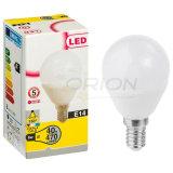 홈을%s 높은 광도 5W G45 E14 LED 전구