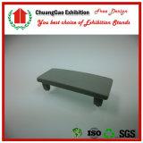 Système de plancher en bois pour stand d'exposition