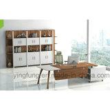 현대 행정상 나무로 되는 사무실 책상 (YF-T2020)