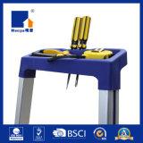 Berufsaluminiumstrichleiter für Dekoration