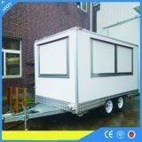 Rimorchi mobili del camion dell'alimento da vendere