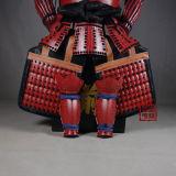 Handgemachte japanische Samurai-Rüstung