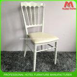 Цена Wholeslae алюминиевое белое Наполеон фабрики дешевое Wedding стул