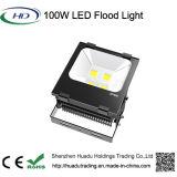 Indicatore luminoso di inondazione della PANNOCCHIA LED 100W di alto potere per illuminazione esterna
