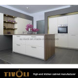 卸売はメラミンおよび白い絵画食器棚Tivo-0074Vをカスタム設計する