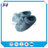 Deslizadores chineses da fêmea da mula do luxuoso dos aquecedores do pé do conforto