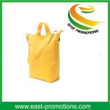 Выдвиженческий мешок Tote хлопка подарка с логосом