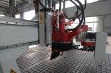 高精度1530の木製の切断および彫版9kw Hsdの空気冷却スピンドルAtc CNCのルーター