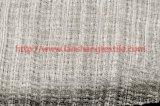 Tela de lino teñido jacquard Tela para casaca Mujer Inicio Industria Textil