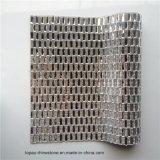 Folha quente do engranzamento do Rhinestone de Rolls do aparamento do engranzamento do Rhinestone de Strass do reparo (TM-Retângulo 7*15mm)
