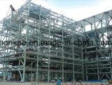 Magazzino prefabbricato ad alta resistenza della struttura d'acciaio