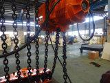élévateur 35ton à chaînes électrique avec le certificat de la CE