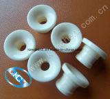 Guida di ceramica dell'occhiello dell'allumina di ceramica Grooved degli occhielli 99% della tessile