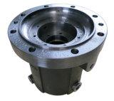 Zerteilt Stahlpräzision verlorenes Wachs Gussteil für Zylinder-Schutzkappe